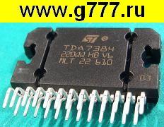 Микросхема импортная TDA7384 (=16219796.