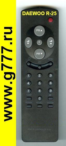 DAEWOO DMQ - 21M2 Телевизор не