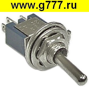 Тумблер Микротумблер SMTS-102 on-on