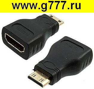 Разъём HDMI Разъём HDMI to HDMI) ML-A-013 (mini