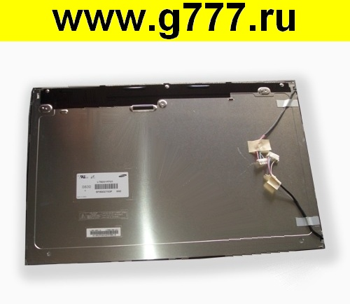 CCFL лампа CCFL панель от LCD TV LTB201MT02 20,1« 4 lamp 46,0cm x 29,5cm