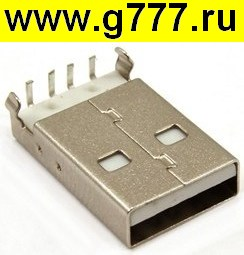 Разъём USB Разъём USB A-1M/USB-AR(DS1097-B/A-MR