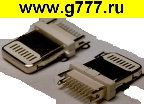 Разъём USB микро Разъём USB микро LN-M Apple iPhone , Apple iP